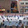 MacArthur Center Norfolk Ice Skating