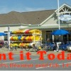 20% Off! Just for the Beach Equipment Rentals
