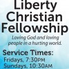 Liberty Christian Fellowship in Kill Devil Hills Sunday & Friday Worship!