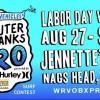 WRV OBX Pro Surf Contest