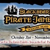 Blackbeard's Pirate Jamboree Oct 31st-Nov 2nd