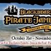 Blackbeard's Pirate Jamboree Oct 31st-Nov 2nd