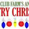 Country Christmas at the Hunt Club Farm Nov 28th-Jan 1st