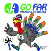 OBX GO FAR TURKEY TROT 5K Nov 27th