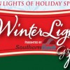Elizabethan Gardens Winter Lights Dec 2nd-Jan 3rd