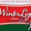 Elizabethan Gardens Winter Lights Dec 2nd-Jan 3rd