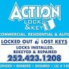 Action Lock and Key