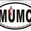 The New Moyock United Methodist Church