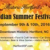 Indian Summer Festival in Hertford