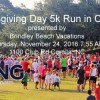 Thanksgiving 5K in Corolla
