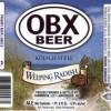 Weeping Radish OBX Beer
