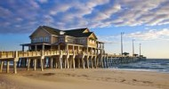 Jennette's Fishing Pier in Nags Head
