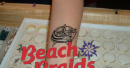Outer Banks Temporary Tattoos