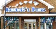 Diamonds and Dunes