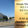 Ocean View Baptist Church Beach Service