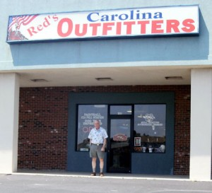 Reds Carolina Outfitters - Sports Gear