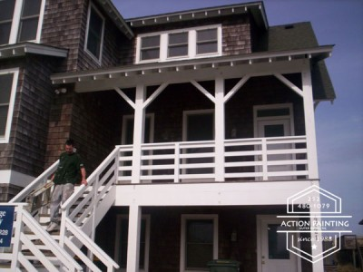 Outer Banks Painting Contractor, Action Painting