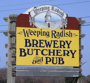 Weeping Radish Brewery and Pub