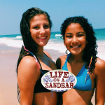 OBX Hair Wraps at Life on a Sandbar