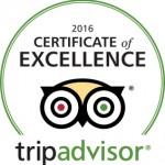 Trip Advisor Certified OBX