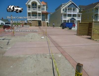 Kitty Hawk Concrete Contractor