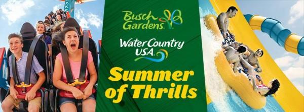 Busch Gardens Williamsburg 2016