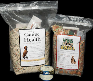 Holistic Pet Shop Carries Dr Harvey Canine Health in KDH, NC