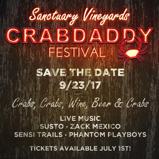 crabdaddy 2017