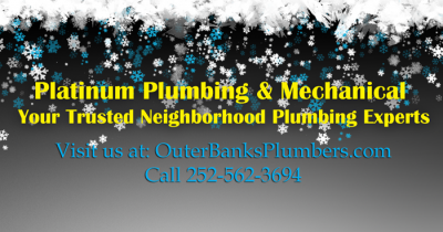 Outer Banks Platinum Plumbing & Mechanical  Your Trusted Neighborhood Plumbing Experts