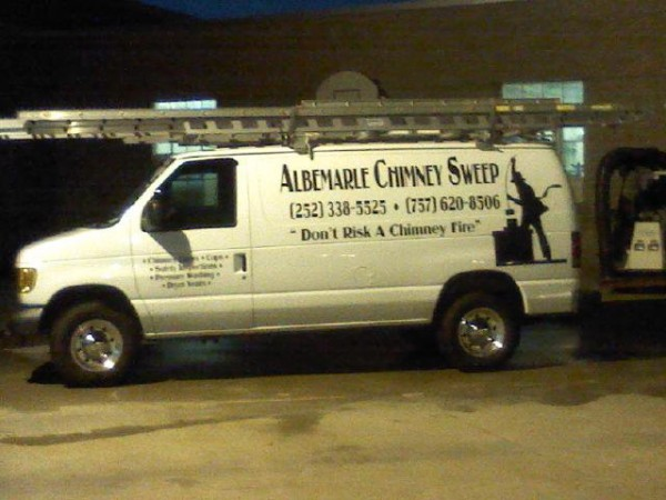 Albemarle Chimney Sweep