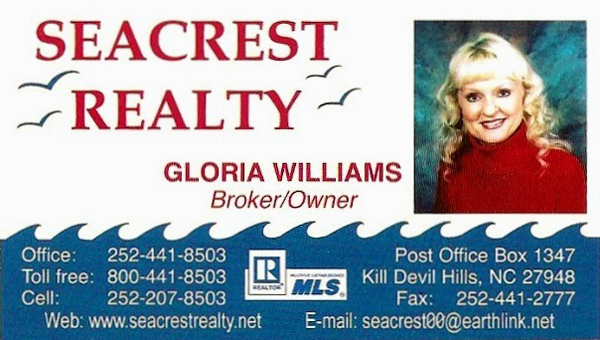Seacrest Realty Your Outer Banks Broker
