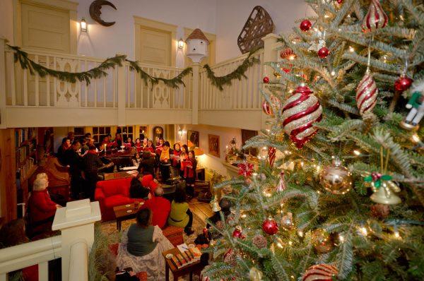 Christmas in Edenton NC
