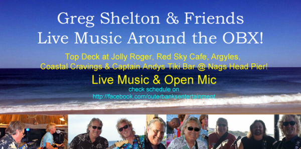 Greg Shelton Outer Banks Musician