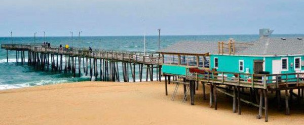 Obx online business directory for Nags head fishing pier