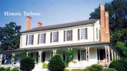 Historic Albemarle Tours - Tarboro -The Blount-Bridgers House Museum