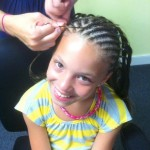 OBX Braid Crowns at Beach Braids, Hair Wraps and Henna