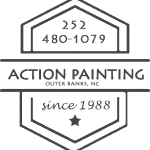Action Painting OBX, Outer Banks, Corolla, Nags Head, Kill DEvil Hills, Duck, Southern Shores