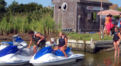 Duck Watersports on the Currituck Sound