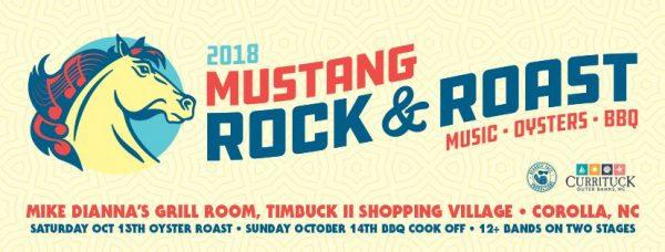corolla mustang rock and roast 2018
