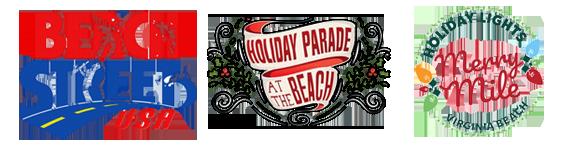 Virginia Beach Street Christmas and Parade