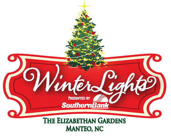 WinterLights at Elizabeth Gardens Manteo, NC