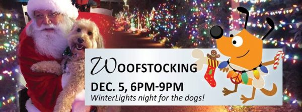 Woof Stock Christmas in Manteo