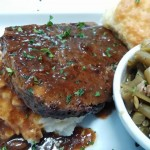 Homemmade Meatloaf at Simply Southern Kitchen