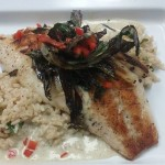 Pan Seared Red Snapper at Simply Southern Kitchen