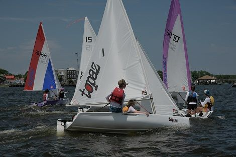 Annual Regatta in Manteo
