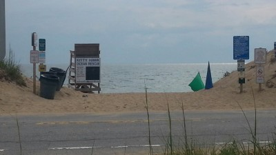 Sail Ministries Beach Service Kitty Hawk Beach Access