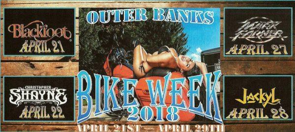 Outer Banks Music Festival 2018