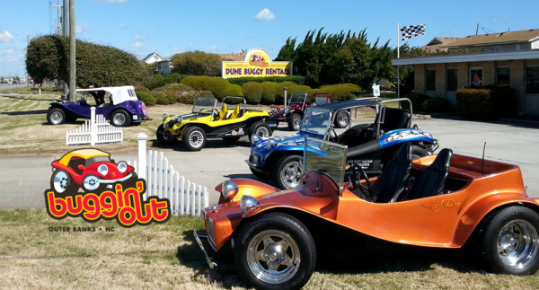 OBX Dune Buggy Rentals in Kitty Hawk