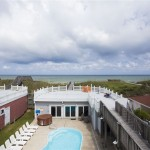 Kill Devil Hills Oceanfront Rental Blue Crush with Carolina Designs