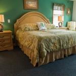 Kill Devil Hills Oceanfront Rental, Master Bedrooms, Blue Crush with Carolina Designs